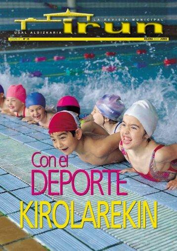 deportivos - Ayuntamiento de Irun