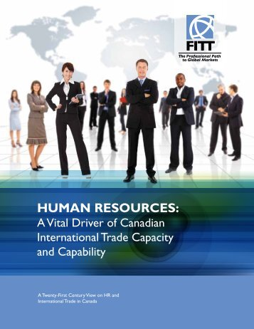 HUMAN RESOURCES: - iCME.ca