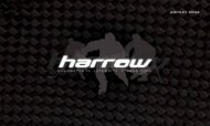 Harrow Didn't Invent Custom Team Gear - Hockey2K