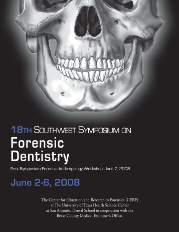HERE - Continuing Dental Education - The University of Texas ...