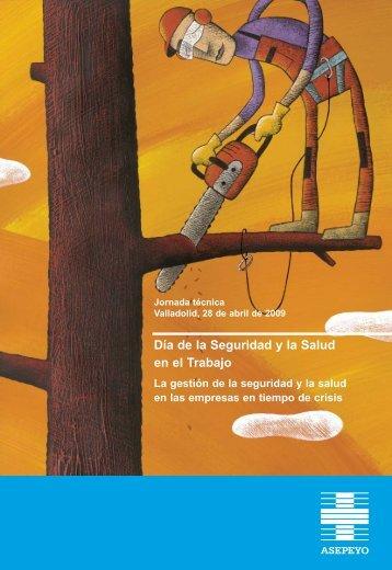 Día de la Seguridad y la Salud en el Trabajo - Asepeyo