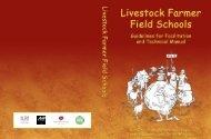 What is a Farmer Field School? - International Livestock Research ...