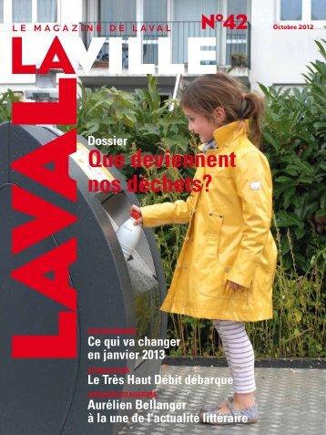 Que deviennent nos déchets? - Laval