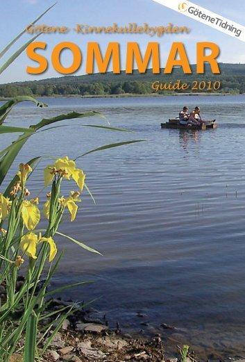 Sommarguide 2010 - Götene Tidning