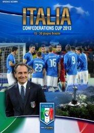 scarica la brochure azzurra - Federazione Italiana Giuoco Calcio