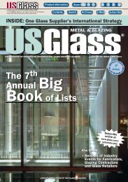 May 2011 - USGlass Magazine