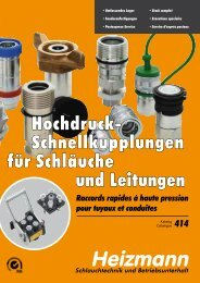 Katalog zum Download PDF 4.61 MB - Heizmann AG