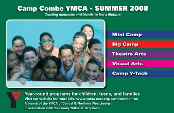 Camp - YMCA of Central and Northern Westchester