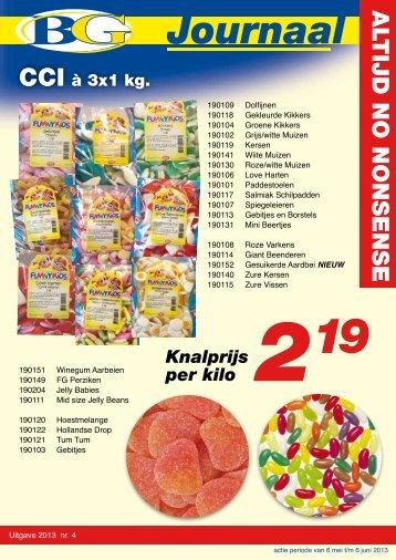 Folderaanbiedingen nr 4 2013 - Bos Gooiland BV