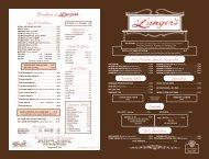 Langer's Delicatessen-Restaurant Menu ... - MainMenus.com