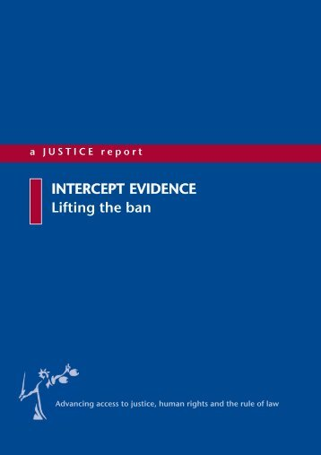 Intercept Evidence - Justice