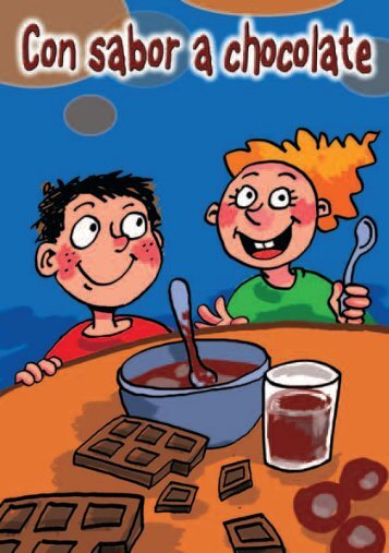 Con sabor a chocolate. Cuento - Euskadi.net