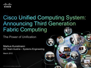 Cisco UCS - Magirus