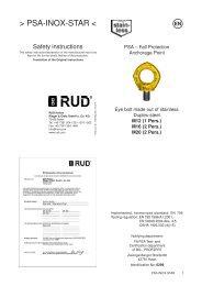 1-PSA-INOX STAR Bedien engl. M12_M16_M20 - 2012-06 ... - RUD