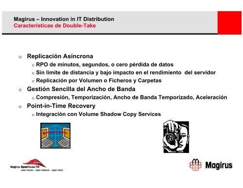 Innovation in IT Distribution - Magirus