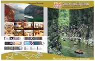 Charm of China + Yangtze River (Three Gorges) Cruise 12 Days ...