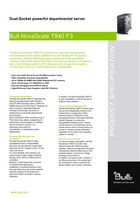 BULL NOVASCALE T840 WINDOWS 8 DRIVER