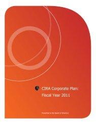 CI Fis IRA C scal Y Corpor Year 2 rate P 2011 Plan: - CIRA