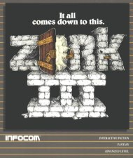 Zork III: The Dungeon Master - The Infocom Documentation Project