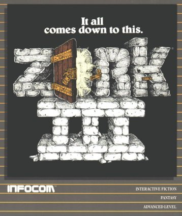 Zork III: The Dungeon Master - The Infocom Documentation Project