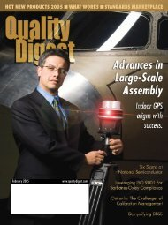 Advances in Large-Scale Assembly - iGPS aligns ... - Nikon Metrology