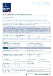 VAF1H application form - visitor in transit - UK Border Agency - the ...