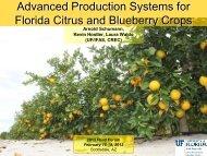 Schumann -citrus expo 16 Aug 2012 - Fluid Fertilizer Foundation