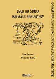 Úvod do štúdia mayských hieroglyfov - Wayeb