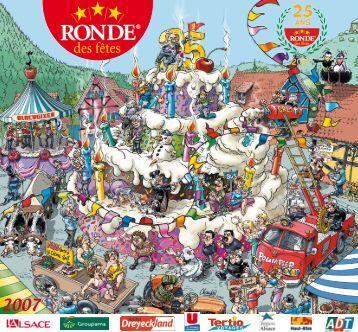 De la Hardt au Vignoble - La Ronde des fêtes