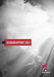 Risikorapport 2011 (PDF) - Spar Nord