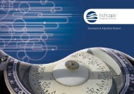 Surveyors & Adjusters Brochure - Inchcape Shipping Services