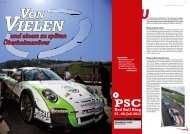 PSC Red Bull Ring - Porsche Club Deutschland