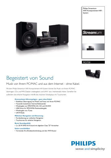 aw3000 10 philips kabellose hifi lautsprecher saturn. Black Bedroom Furniture Sets. Home Design Ideas