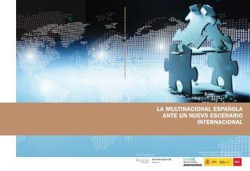 la multinacional española ante un nuevo escenario ... - pwc