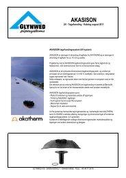 AKASISON - Katalog august 2011 - Glynwed A/S