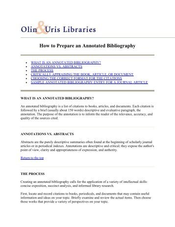 how to write bibliography on assignment