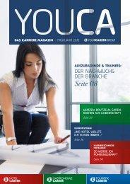 Magazin anschauen - YOURCAREERGROUP AG