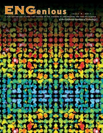 Issue No.8 PDF - Division of Engineering and Applied Science
