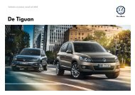 Prijslijst Volkswagen Tiguan per 01-07-2012.pdf - Fleetwise