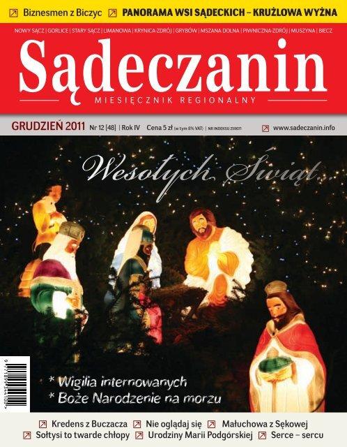 Zobacz Peåne Wydanie Pdf Sädeczanin