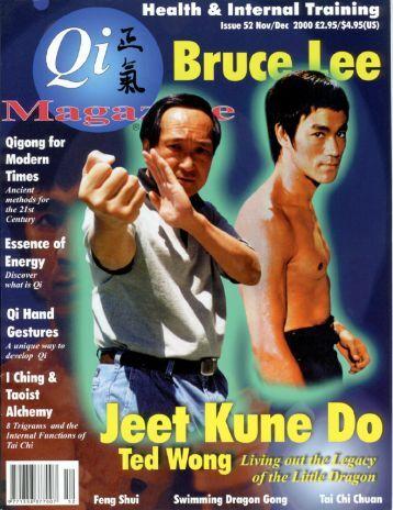 Issue 52 - Tse Qigong Centre
