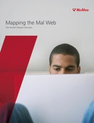 Mapping the Mal Web