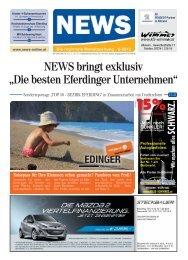 22.6.2012 Redaktions- schluss: 26.6.2012 Für ... - NEWS-ONLINE.at