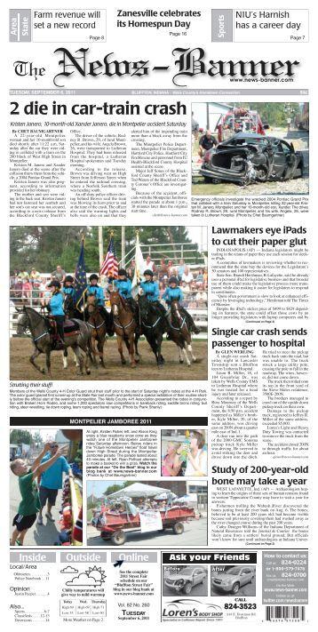 1 & 2-MON-FRI.indd - Bluffton News Banner