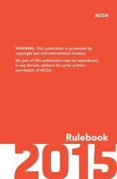 acca-rulebook-2015