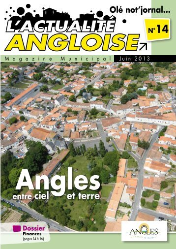 Magazine Municipal n°14 - Angles