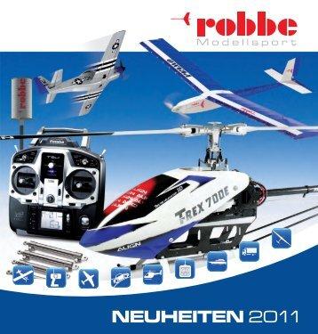 Neuheiten 2011 Deutsch - Robbe