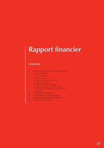 Document de référence 2005 - Eiffage