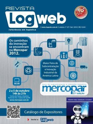 Edição 127 download da revista completa - Logweb