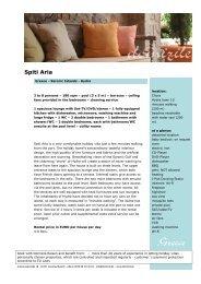 villa brochure - Homes-away.com